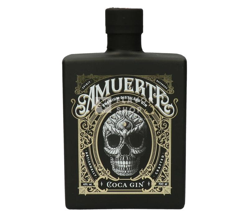 Amuerte Black Gin
