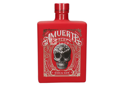 Amuerte Red Gin - Edition Limitée