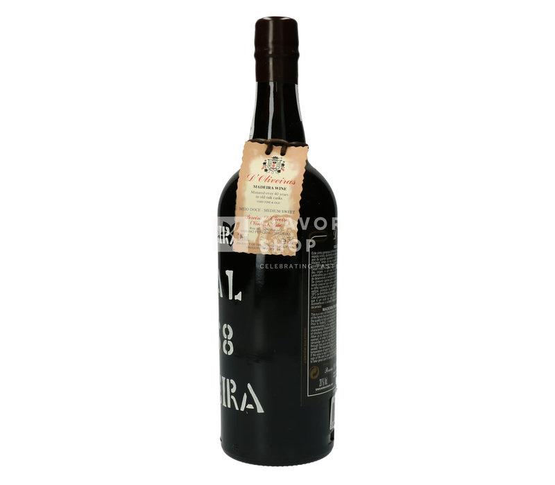 Madeira D'Oliveira Boal 1968
