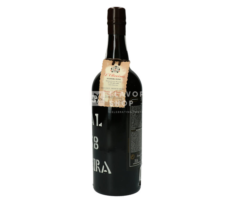 Madère d'Oliveira Boal 1968