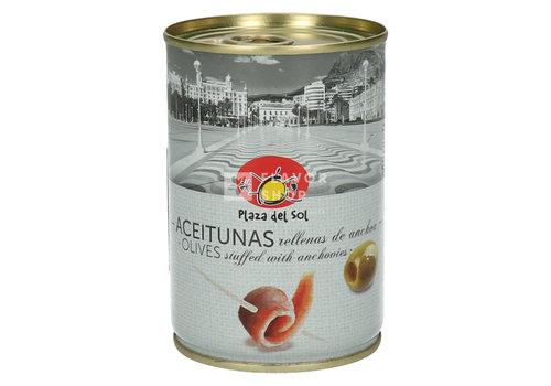 Plaza del Sol Olives aux anchois