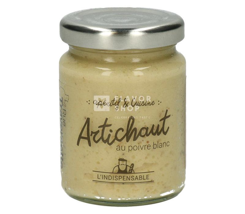 Tapenade Artichaut & Poivre Blanc