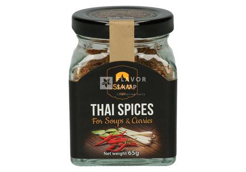 deSIAM Épices thaïlandaises
