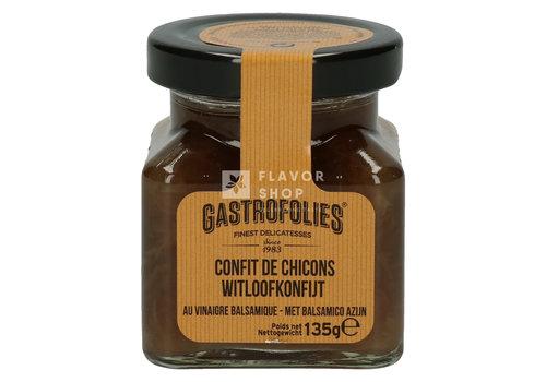 Gastrofollies Confit de chicons au vinaigre balsamique