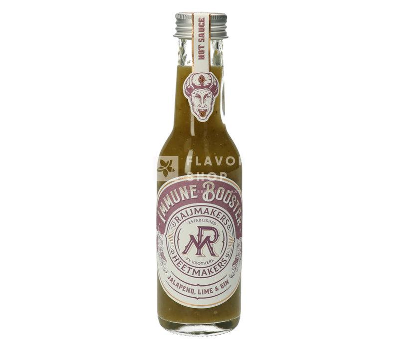 Immune Booster Hot Sauce