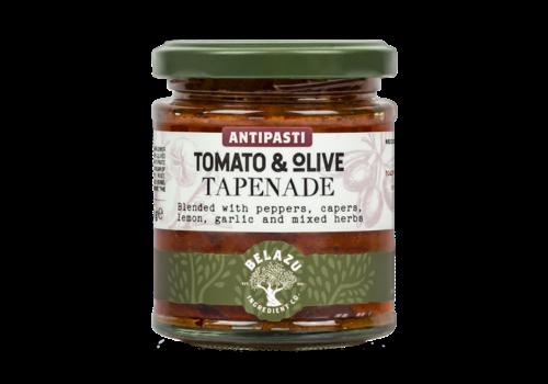Belazu Tapenade met tomaat & olijf