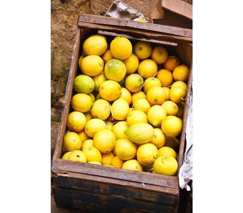 Citrons Beldi confits