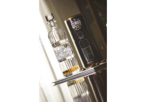 RCR Cristalleria Italiana 3-delige Whiskeyset Combo