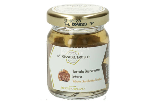 Artigiani Del Tartufo Witte truffel Bianchetto