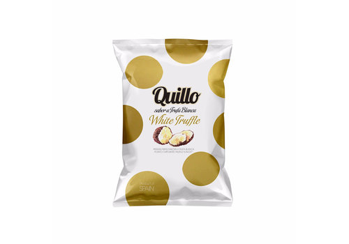 Quillo Chips Truffe Blanche 45 g