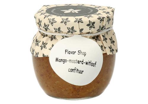 Pure Flavor Confiture de Mangue, Moutarde & Chicon