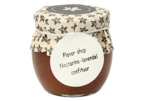 Pure Flavor Nectarine & Lavendel Confituur 106 ml