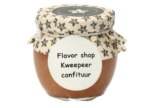 Pure Flavor Kweepeer Confituur 106ml