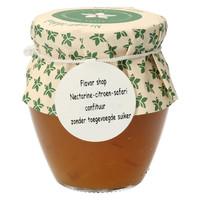 Nectarine, Citroen & Safari Confituur 212ml Suikervrij