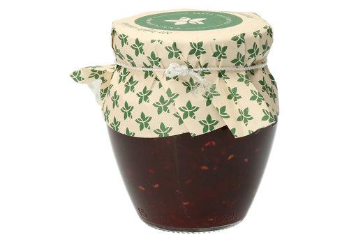 Pure Flavor Aardbei & Framboos Konfituur 212ml Suikervrij