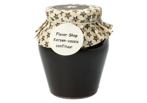 Pure Flavor Confiture de Cérises & Cassis