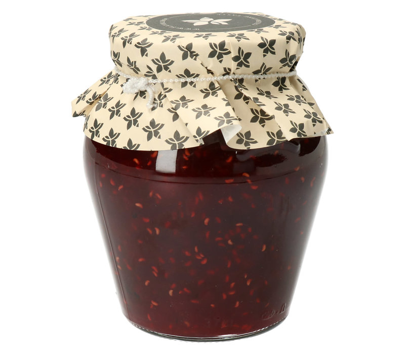 Confiture de framboises et groseilles rouges 375 ml