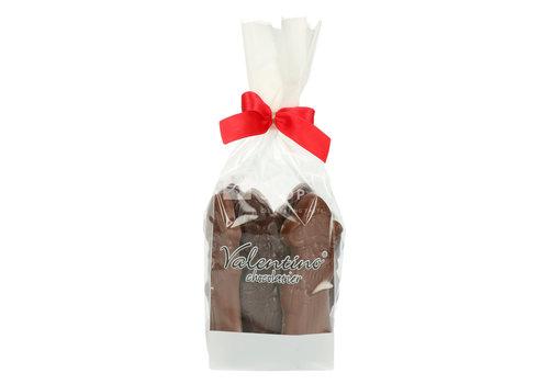 Valentino Chocolatier Mini Sint & Piet Praliné - 200g