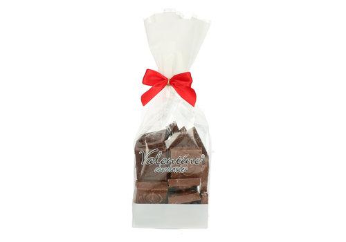 Valentino Chocolatier Kerst Caraques Mix Melk Fondant