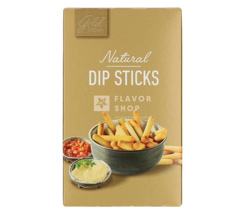 Dip Sticks Natuur (Goud) 100 g