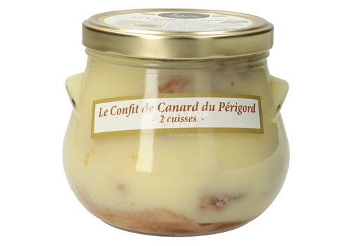 Valette Confit  de canard du Périgord