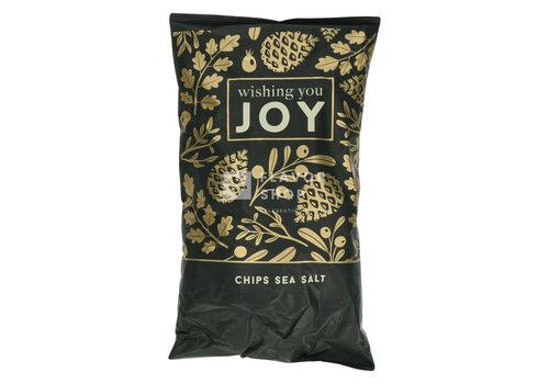 Chips Zeezout - Wishing You Joy 90 g