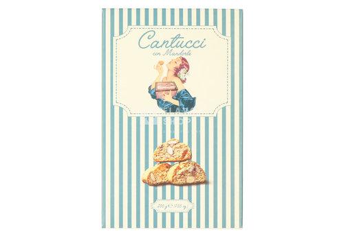 Rustichella d'Abruzzo 'Cantucci' Amandelkoekjes 200 g