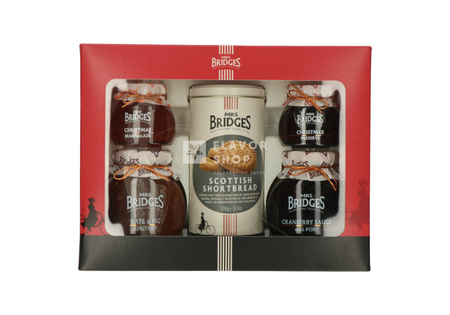 "Mrs Bridges Giftbox ""Christmas Mansion"" Mrs Bridges"