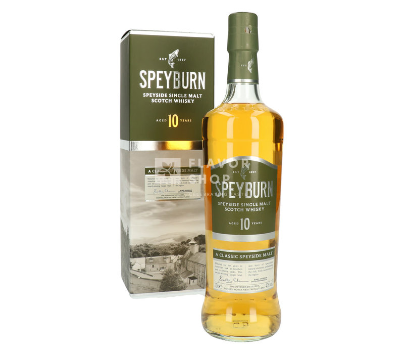 Speyburn 10years Single Malt Whisky