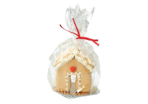 Pure Flavor Artisanaal Kerst koekenhuisje 100 g