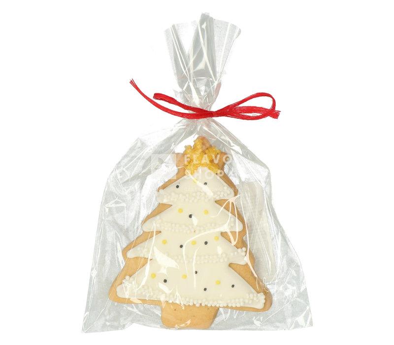 Artisanaal boterkoekje - Witte kerstboom 33g