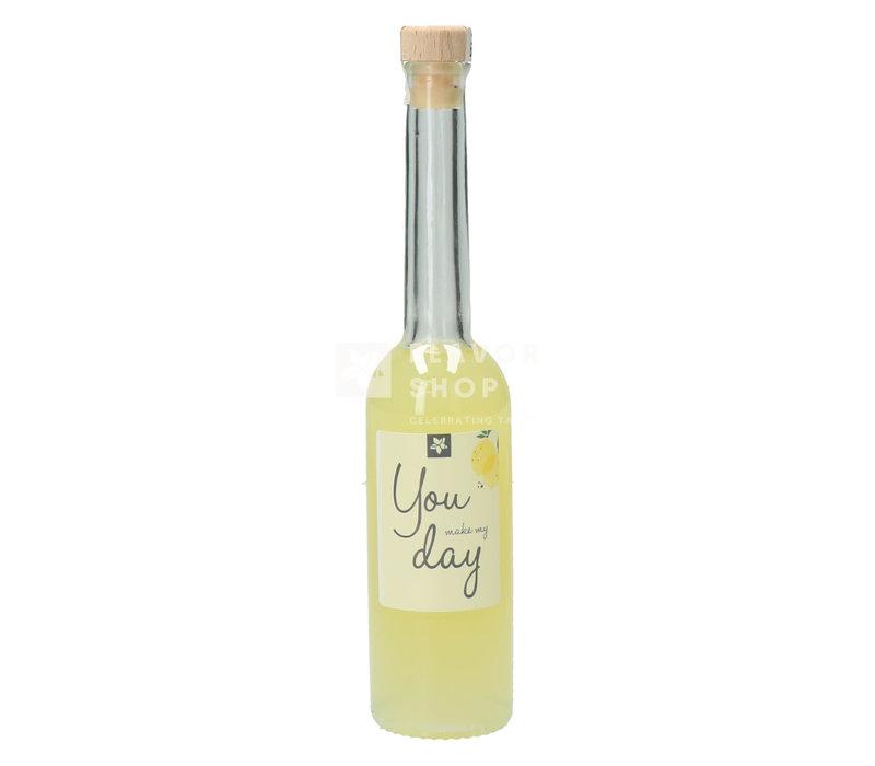 Limoncello 'You make my day' 100 ml