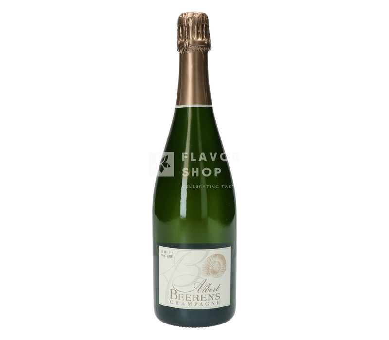 Champagne Brut Nature - Albert Beerens 75 cl