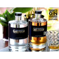 Mini Collection Ghost in a Bottle - Rum & Gin 3 x 10 cl