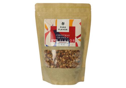 Pure Flavor Christmas Granola 300 g