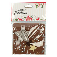 Melkchocolade Tablet kerstster 75 g