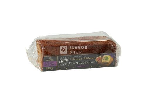 Jacobsens Peperkoek Toast met vijgen 120 g