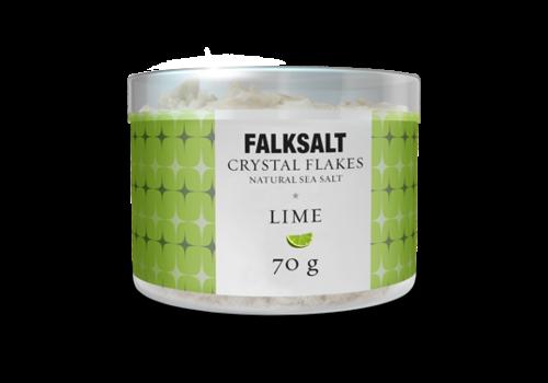 Falksalt Zeezoutvlokken met limoen 70 g