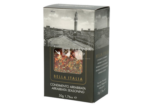 Bella Italia Mélange d'épices Arrabiata 50 g