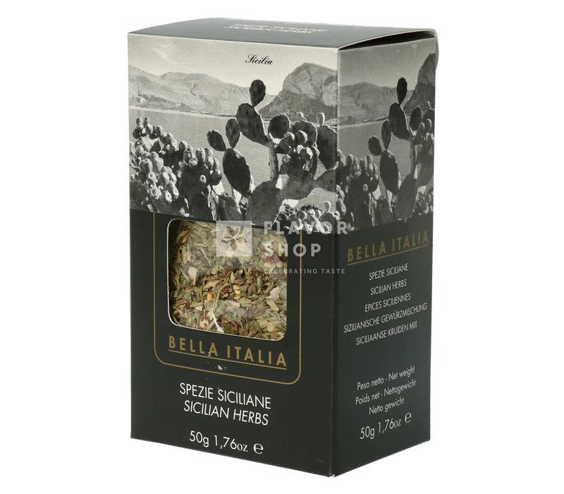 Siciliaanse kruidenmix 50 g