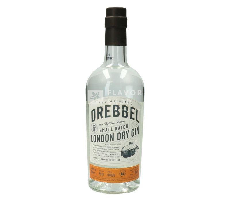 Drebbel London Dry Gin in geschenkdoos 70 cl