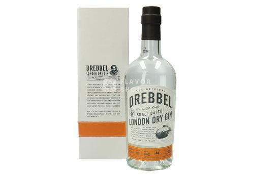 Drebbel London Dry Gin en coffret cadeau 70 cl