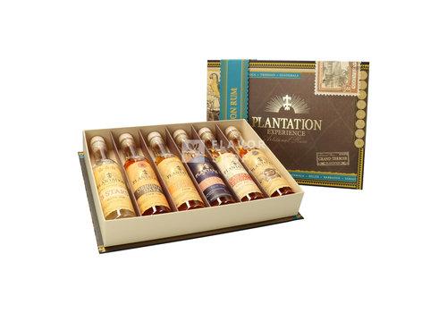 "Plantation ""Experience"" Rum Geschenkdoos - 6 x 10 cl"