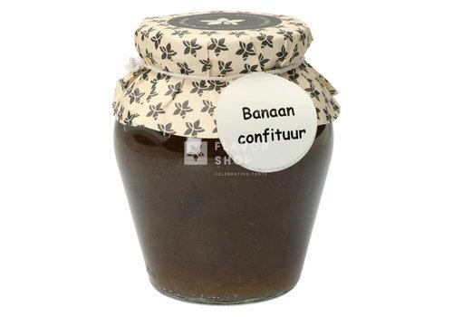Pure Flavor Confituur Banaan 375 ml