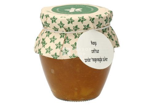 Pure Flavor Confituur Mango Suikervrij 212 ml