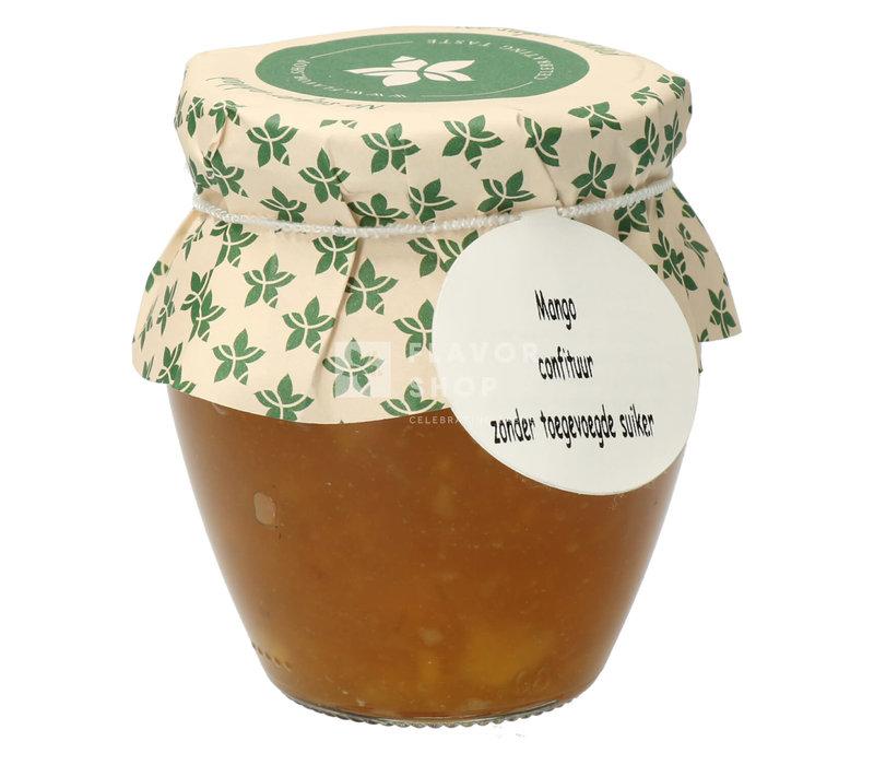 Confituur Mango Suikervrij 212 ml