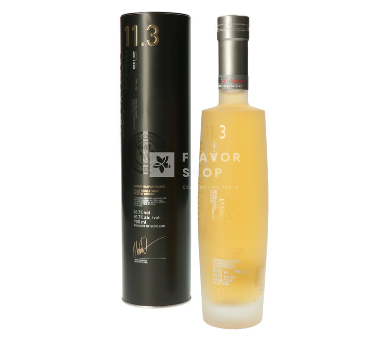 Bruichladdich Octomore Islay Barley Whisky 11.3 - 70 cl