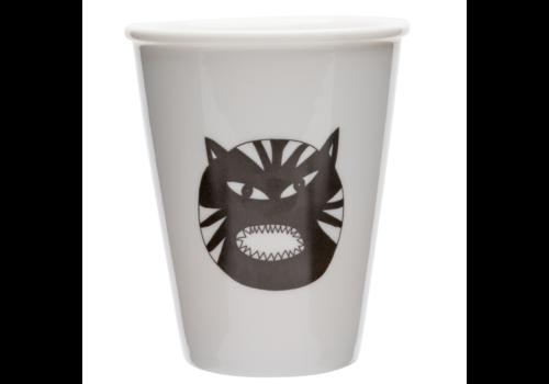 helen b Tasse en porcelaine 'beast'