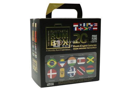 Rumtastic Rum Box 20 x 2 cl