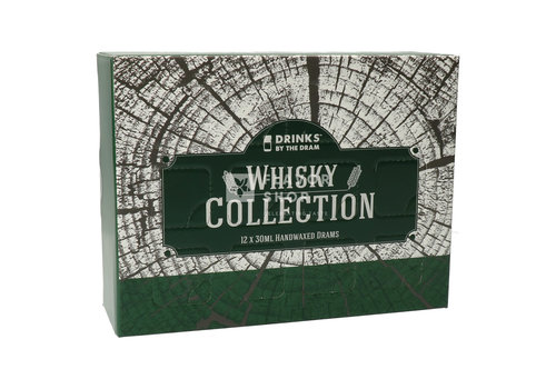 Whisky Collection Drinks by the Dram - 12 x 3 cl